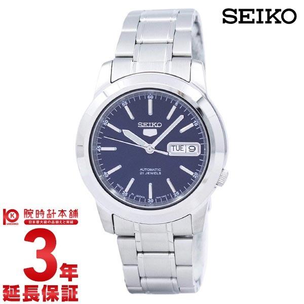 【店内最大ポイント47倍!18日限定】 SEIKO5 [海外輸入品] セイコー5 逆輸入モデル 機械式(自動巻き) SNKE51J1 メンズ 腕時計 時計
