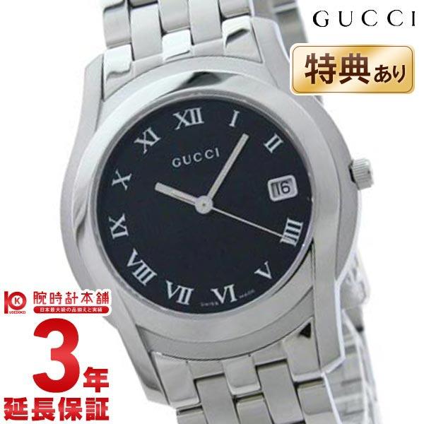 【先着限定最大3000円OFFクーポン!6日9:59まで】 GUCCI [海外輸入品] グッチ Gクラス YA055302MSS-BLK メンズ&レディース 腕時計 時計