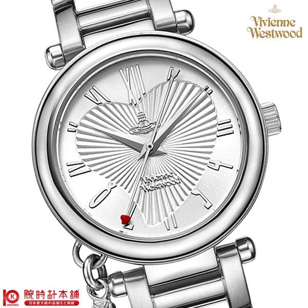 【先着限定最大3000円OFFクーポン!6日9:59まで】 [海外輸入品] ヴィヴィアン 時計 ヴィヴィアンウエストウッド 腕時計 オーブ VV006SL レディース 腕時計