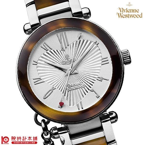 【先着限定最大3000円OFFクーポン!6日9:59まで】 [海外輸入品] ヴィヴィアン 時計 ヴィヴィアンウエストウッド オーブ VV006SLBR レディース 腕時計