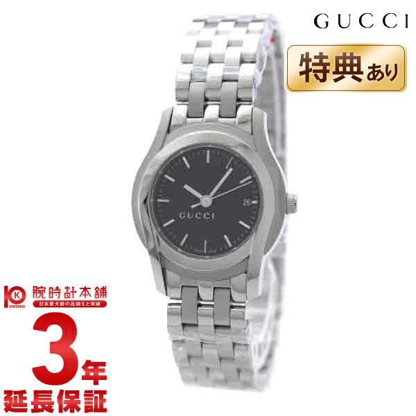 【先着限定最大3000円OFFクーポン!6日9:59まで】 GUCCI [海外輸入品] グッチ G-クラス YA055518LSS-BLK レディース 腕時計 時計