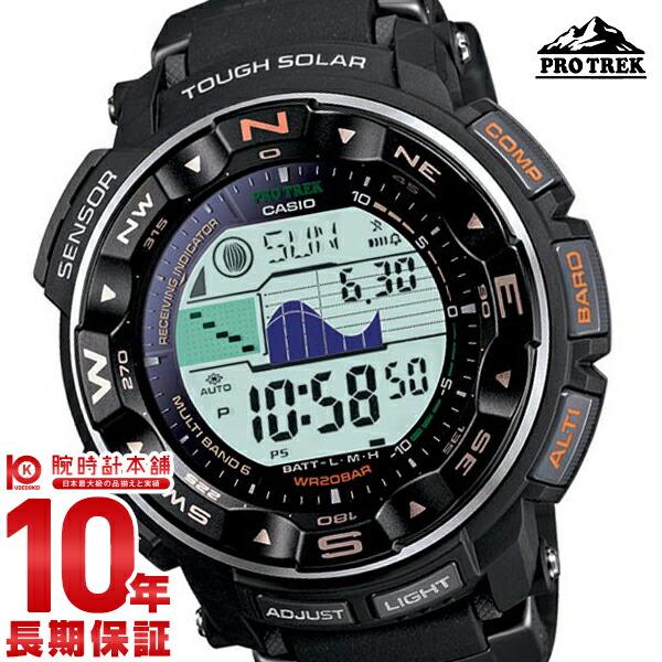 【エントリー&買い周りでさらに10倍!21日20時~】 カシオ プロトレック PROTRECK ソーラー電波 PRW-2500-1JF [正規品] メンズ 腕時計 時計【24回金利0%】(予約受付中)