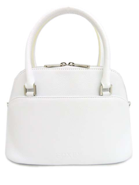 FOXEY Everyday Succes Bag 36404 ホワイト Newモデル 新品同様【中古】