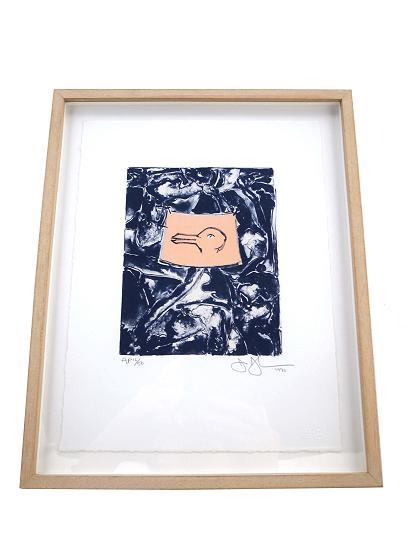 Jasper Johns 『アンタイトル(無題)』  【中古】
