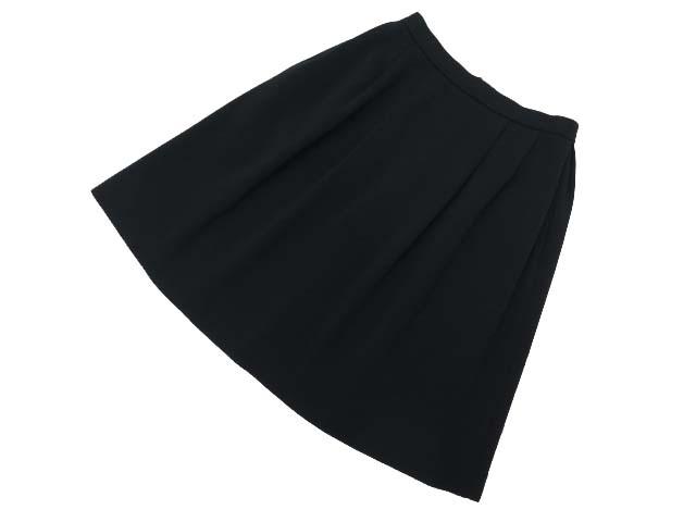 Rene ニットスカート ブラック 36 A1 【中古】