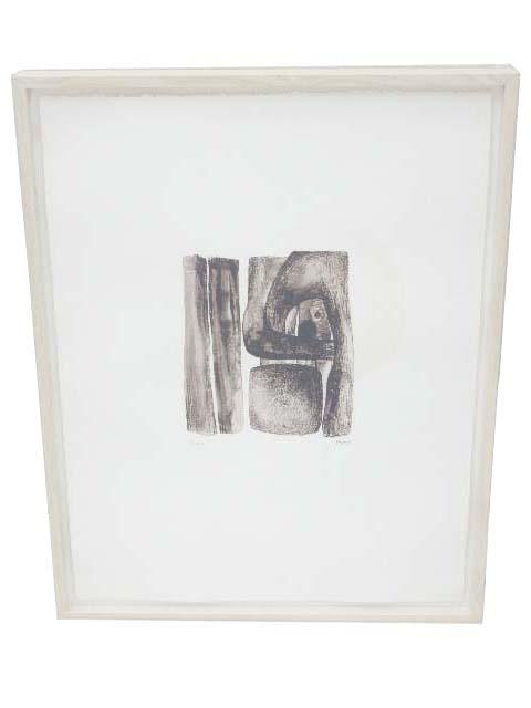 Henry Moore 「ボンジュール マックス エルンスト」 A1【中古】