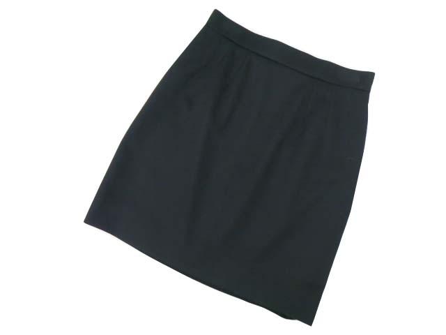DOLCE&GABBANA スカート ブラック 44 A1【中古】
