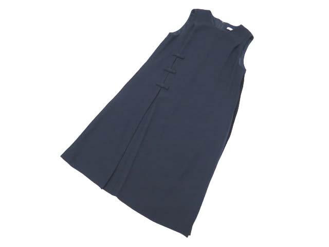 FOXEY NEW YORK 35753 Dress Marine 38 A1【中古】