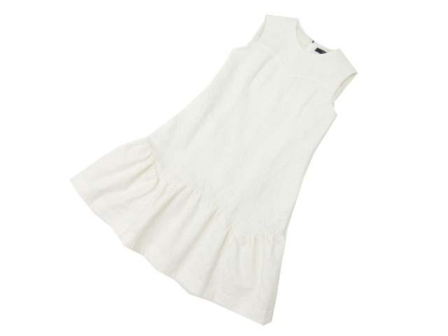 MaDre Dress(リッチフラワー) リッチホワイト 38 A1【中古】