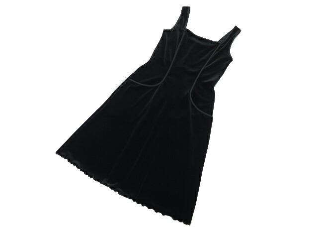 by 35859 Daisy Tulip Dress NEW ベルベットブラック YORK 【中古】 A1美品 Daisy Velour 38 FOXEY