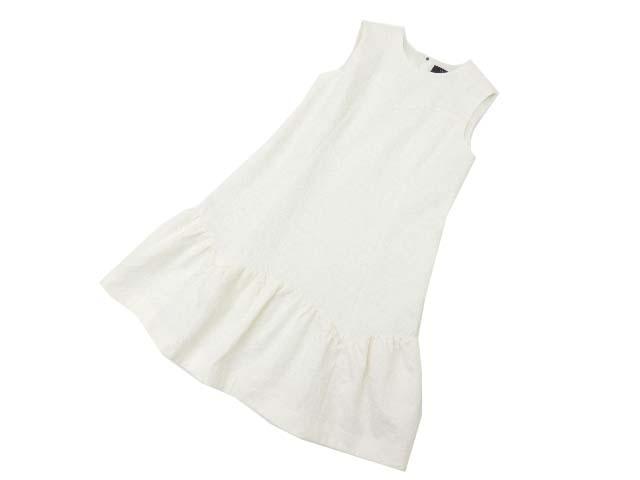 MaDre Dress(リッチフラワー) リッチホワイト 40 S1【中古】