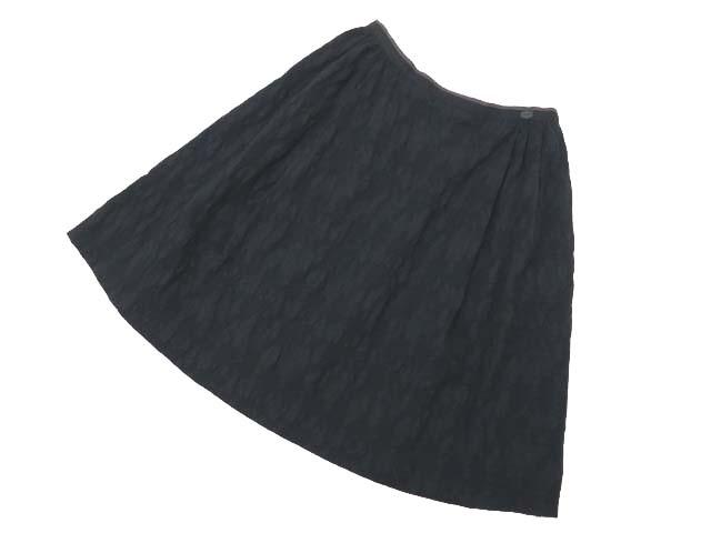 FOXEY BOUTIQUE 36132 スカート(Black Truffe)  ブラックブラック 40 A1【中古】