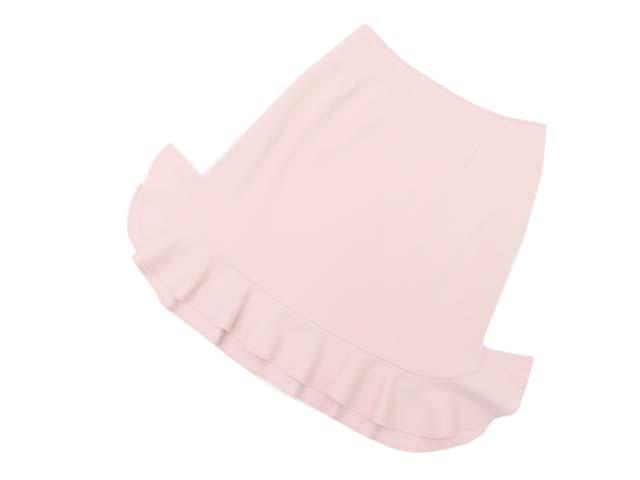Rene basic Relax Skirt ライトピンク系 36 A1美品【中古】