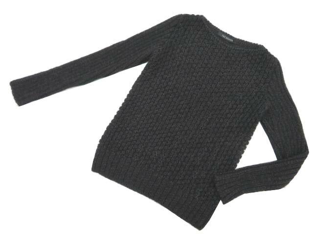 TAE ASHIDA セーター ブラック M S1【中古】