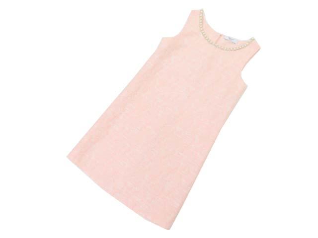 blugir Blumarine ワンピース ピンク系×ホワイト 42 A2【中古】