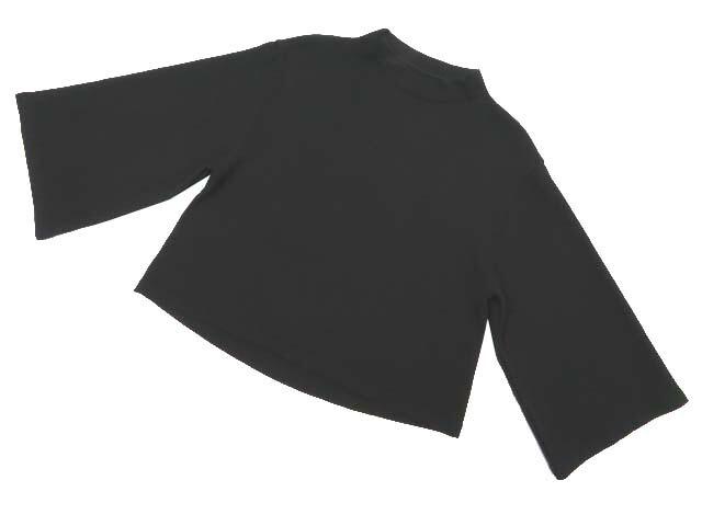FOXEY BOUTIQUE 37648 Knit Top ブラックブラック 40 S1【中古】