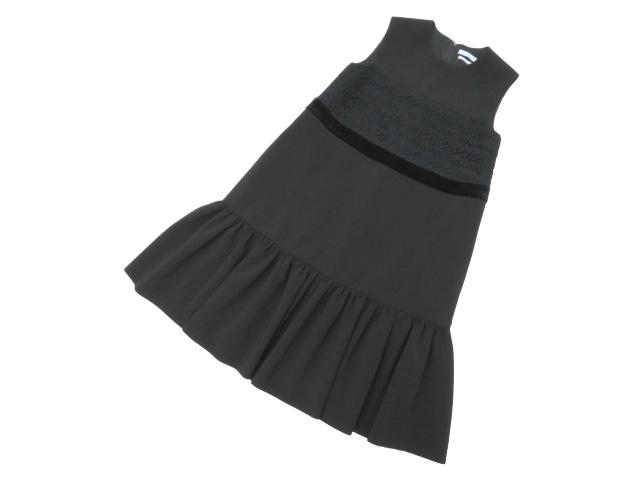 FOXEY NEW YORK COLLECTION 37723 Dress ブラックブラック 38 A1【中古】
