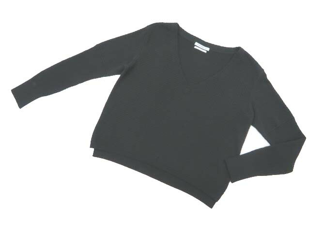 FOXEYNEW YORK COLLECTION 38216 Sweater ブラック 38 S1【中古】