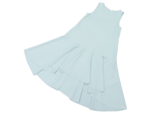 ADEAM 36994 ワンピース CERAMIC BLUE #0 A1美品【中古】