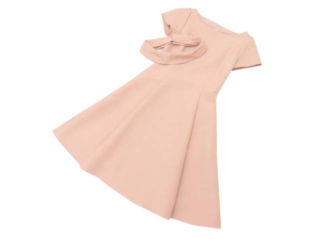 FOXEY BOUTIQUE 37916 Dress ヴィンテージローズ 38 A1美品【中古】