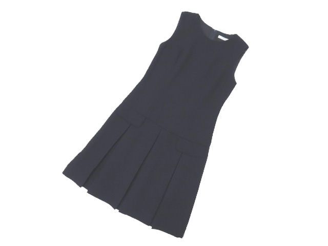 FOXEY BOUTIQUE 37625 Dress(TWIGGY) ミッドナイトブルー 38 A1【中古】