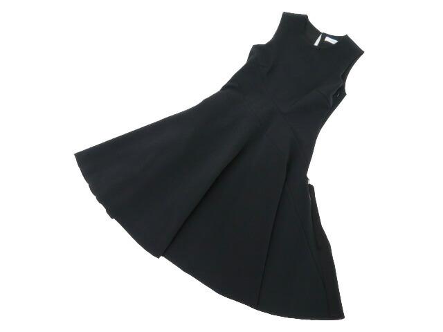 ADEAM 36401 Dress ブラック 0 A1美品【中古】