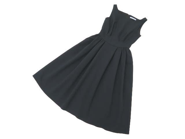 6/29(金)21:30から販売開始!!!FOXEY NEW YORK 38333 Dress ブラック 38 S2【中古】