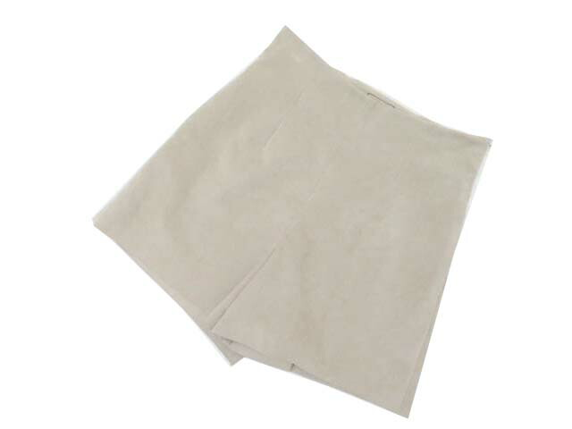 DAISY LIN for FOXEY 36237 Short Pants デイジーベージュ 38 A1【中古】