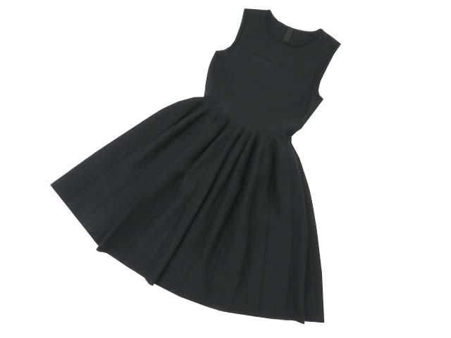 FOXEY BOUTIQUE 38049 Knit Dress ブラックブラック 42 A1【中古】