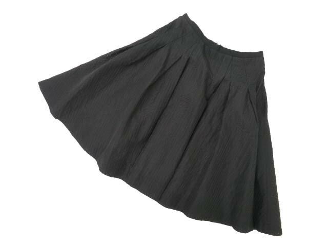 FOXEY BOUTIQUE 37968 Skirt ブラックブラック 40 A1【中古】