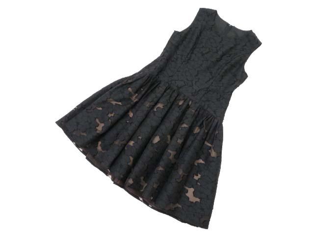 FOXEY BOUTIQUE 37049 Dress ブラックブラック 42 S1【中古】
