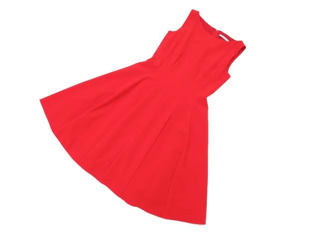 FOXEY NEW YORK 38956 Dress レッド 40 S2【中古】