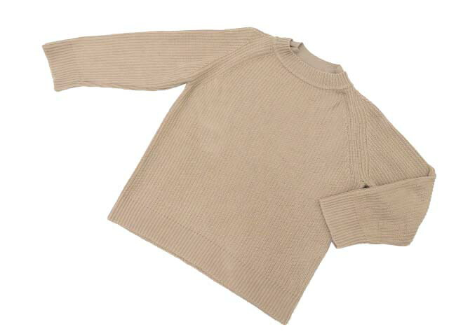 FOXEY NEW YORK COLLECTION 37448 Sweater ベージュ 40 A1【中古】