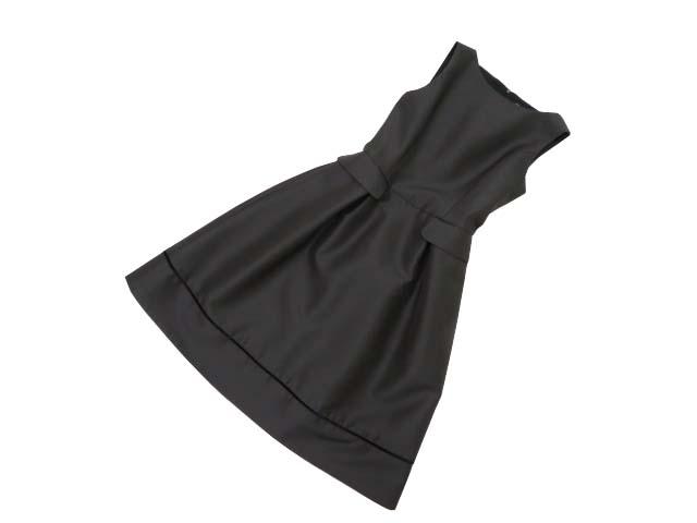 4/8(月)21:30から販売開始!!!FOXEY BOUTIQUE 37624 Dress(Sherbet) リッチグレー 38 S1【中古】