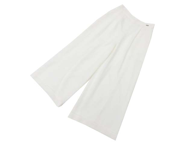 FOXEY BOUTIQUE 40361 Pants FOXEY ホワイト 40 S1 40361【中古 40】, 添田町:1763ba99 --- olena.ca