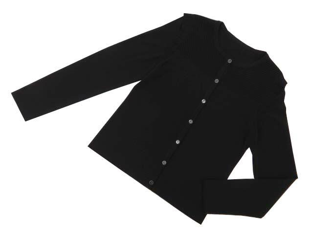 FOXEY BOUTIQUE 39904 Cardigan ブラックブラック 40 S1【中古】