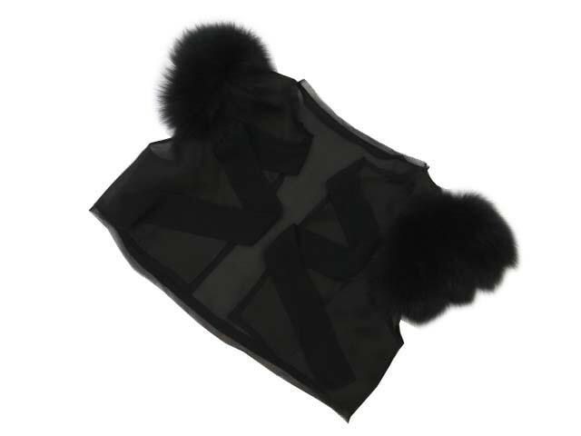 FOXEY BOUTIQUE 36004 Jacket(Opera) ブラックブラック F A1【中古】