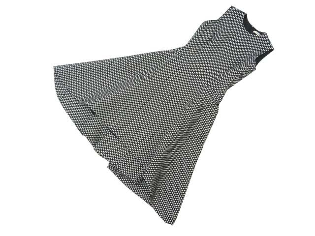 ADEAM ドレス 36820 ブラック×ホワイト 2 A1【中古】