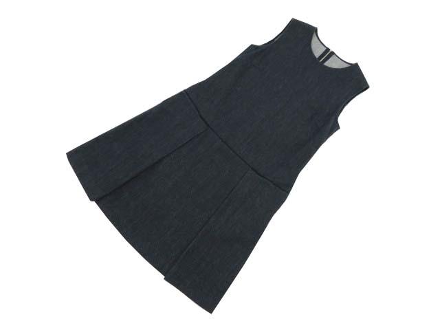FOXEY NEW YORK 38779 Dress INDIGO 38 A1【中古】