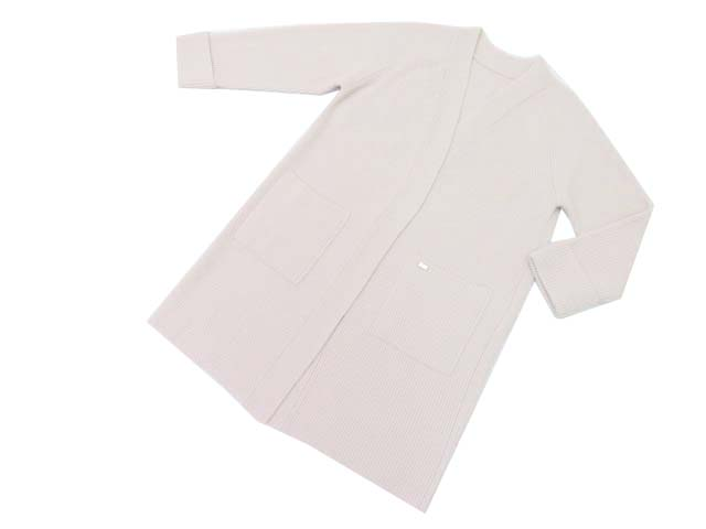 FOXEY BOUTIQUE 37777 Cardigan シェルピンク F A1美品【中古】