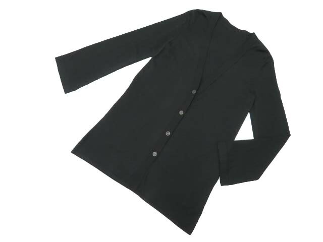 FOXEY BOUTIQUE 37631 Cardigan(Blooming) ブラックブラック F A1【中古】