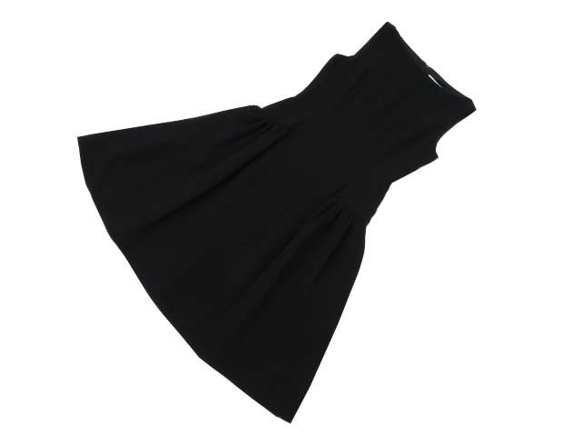 FOXEY NEW YORK 39429 Dress(MAGNOLIA) ブラック 38 A2【中古】