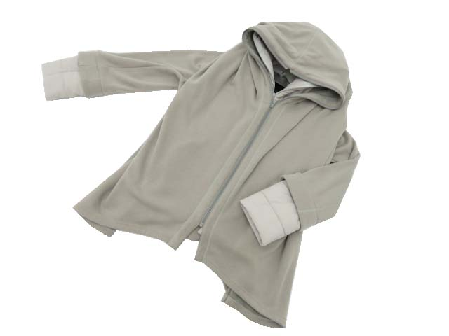 DOUBLE STANDARD CLOTHING BOMBER HEAT中わた付きコート グレージュ系 38 A1【中古】