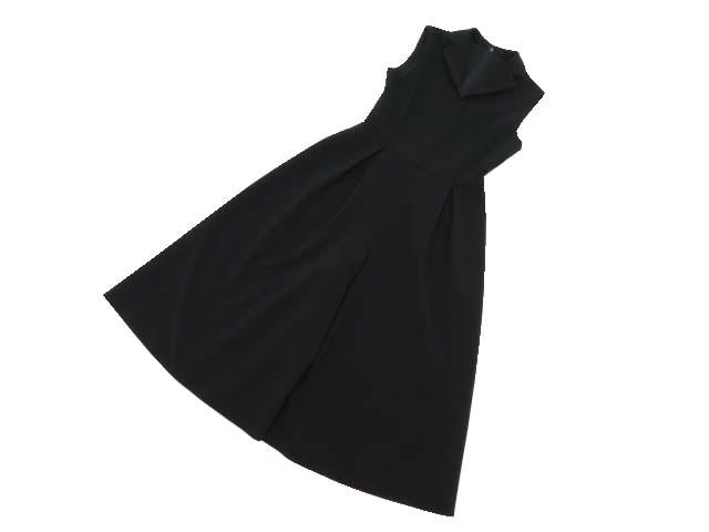 FOXEY NEW YORK 40561 Painter Suit ブラック 40 S1【中古】