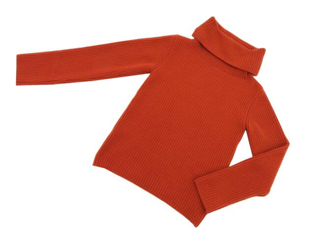 FOXEY BOUTIQUE 39104 Knit Top レンガ 38 S2【中古】