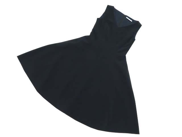 3/23(月)21:30から販売開始!!!FOXEY NEW YORK 39856 Dress(Bell Flare) ミッドナイトブルー 38 A1【中古】