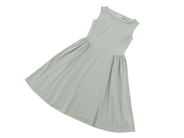 FOXEY NEW YORK 40621 Dress(Muguet) アッシュグレー 40 S1 【中古】