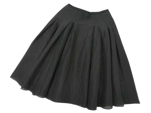 FOXEY BOUTIQUE 37968 Skirt ブラックブラック 38 S2【中古】