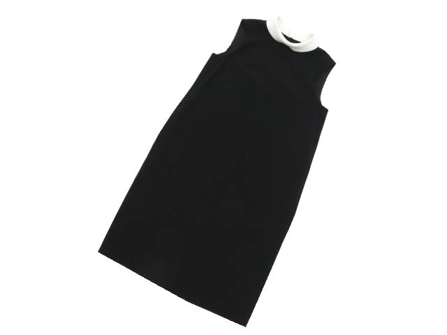 4/15(水)21:30から販売開始!!!DAISY LIN for FOXEY 37209 Dress(Daisy Sister Mini) ブラックブラック 38 A1【中古】
