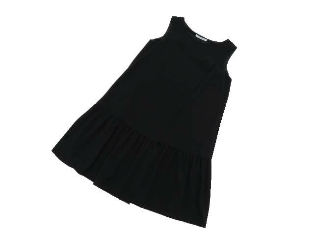 FOXEY NEW YORK 37761 Dress ブラック 40 A1美品【中古】